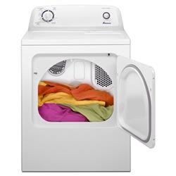 6.5 CF Electric Dryer  NED4655EW Image