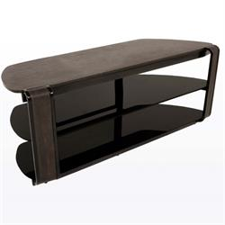 "Olly Fold n Snap TV Stand 55"" - Vintage Oak TFWVO0355 Image"